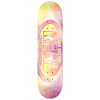 REAL SKATEBOARDS BRD CHIMA WATERCOLOR 8,06