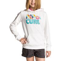 Rip Curl Mama Candy Fleece White