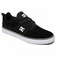 DC HEATHROW VULC M SHOE BLACK/WHITE