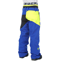 PICTURE ORGANIC NOVA PT Flyingblue/Black/Neon Y