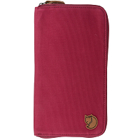 Fjallraven TRAVEL WALLET PLUM