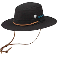 Coal THE SAWTOOTH FULL BRIM BLACK