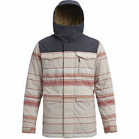 Burton M COVERT JK PCNTSK/DENIM