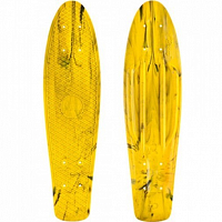 Penny Deck Original 22 MARBLE YELLOW/BLACK