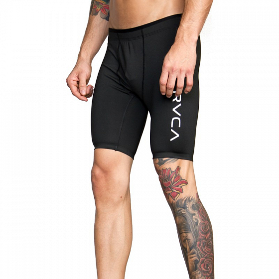 RVCA COMPRESSION SHORT SS17 от RVCA в интернет магазине www.traektoria.ru - 4 фото