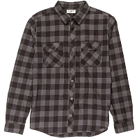 Billabong ALL DAY FLANNEL LS BLACK