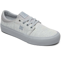 DC Trase TX SE J Shoe LIGHT GREY