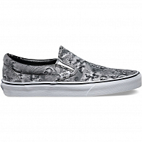 Vans Classic Slip-On (Moon) pewter/true white