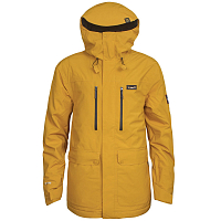 Planks GOOD TIMES INSULATED JACKET MUSTARD (WOODSY)