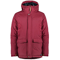 Holden REDWOOD DOWN JACKET MAROON