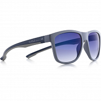 Spect RED BULL BUBBLE matt grey/grey/smoke with gradient blue flash