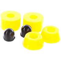 Penny CUSHION SET 83A BRIGHT YELLOW