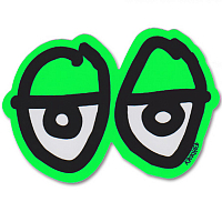 KROOKED STICKER EYES MD ASSORTED