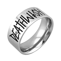 DEATHWISH DEATHSPRAY RING ASSORTED