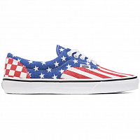 Vans ERA (Van Doren) stars/stripes/checker