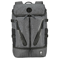 Nixon SCRIPPS BACKPACK II CHARCOAL HEATHER