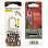 NITEIZE BIGFOOT LOCKER KEYRACK ASSORTED