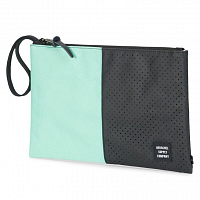 Herschel NETWORK LARGE (UPDATE) Black/Lucite Green