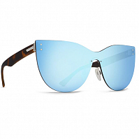 VonZipper ALT QUEENIE TORT SATIN / SKY CHROME