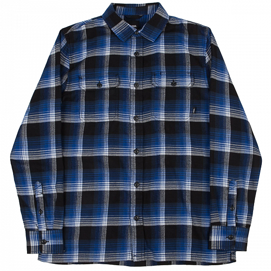 Рубашка VANS VANS X ANTI HERO WIRED FLANNEL SS19 от Vans в интернет магазине www.traektoria.ru - 1 фото