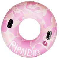 RIPNDIP TOOB POOL FLOAT PINK CAMO