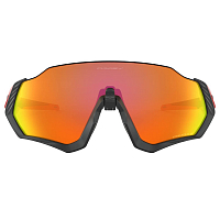 Oakley FLIGHT JACKET BLACK/PRIZM RUBY POLARIZED