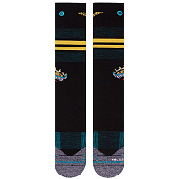Stance SNOW SNAKE BITE BLACK