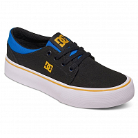 DC Trase TX B Shoe BLACK/BLUE/GREY