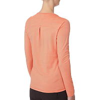 The North Face DAYSPRING L/S TEE EMBGLW ORN