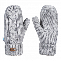 Roxy WINTER MITTENS J MTTN WARM HEATHER GREY
