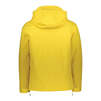Makia TROLL RAGLAN JACKET YELLOW