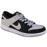 Nike NIKE SB ZOOM DUNK LOW PRO BLACK/WOLF GREY-WHITE-WHITE