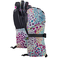 Burton YOUTH VENT GLV STOUT WHITE DOTS