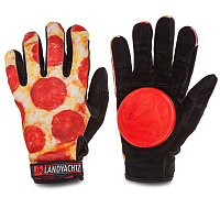 Landyachtz PIZZA SLIDE GLOVE SET ASSORTED