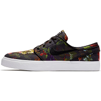 Nike ZOOM STEFAN JANOSKI CNVS MULTI-COLOR/BLACK-WHITE-GUM LIGHT BROWN