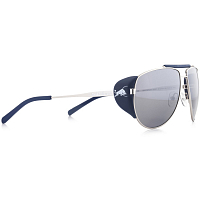 Spect RED BULL GRAYSPEAK SILVER/SMOKE WITH SILVER FLASH POL