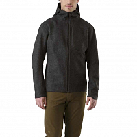 ARCTERYX CORDOVA JACKET BLACK HEATHER