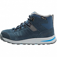 Salomon SHOES UTILITY TS CSWP J Slateblue