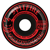 SPITFIRE F4 CONFULL BLKOUT RED