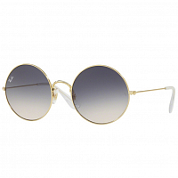 RAY BAN JA-JO GOLD/LIGHT BROWN GRADIENT BLUE