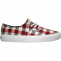 Vans AUTHENTIC DECON (Checker Plaid) black/true white