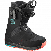 Salomon IVY BOA BK/TEAL B