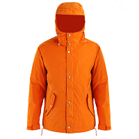 Makia LINED RAGLAN JACKET ORANGE