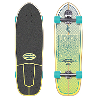 YOW SNAPPERS HIGH PERFORMANCE SERIES SURFSKATE 32,5