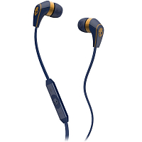 Skullcandy 50/50 w/Mic3 Navy/Gold