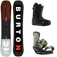 Burton M ALL-MOUNTAIN PACKAGE 2 0