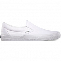 Vans Classic Slip-On WHITE (CANVAS)