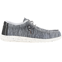 Dude WALLY SOX Grey Multi