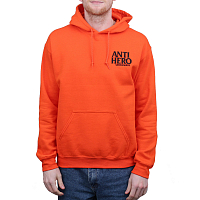 Anti-Hero HD LIL BLKHRO EMB ORNG/BK