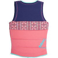 FOLLOW LACE PRO LADIES IMPACT SALMON/NAVY